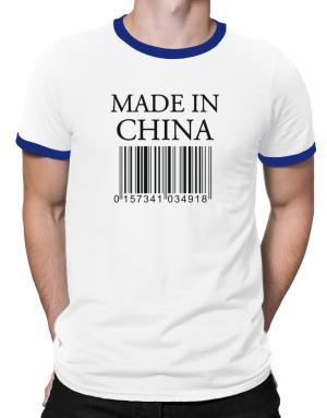 Made in China Ringer T-Shirt