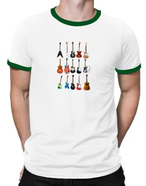 Guitar Players Are Well Strung Ringer T-Shirt