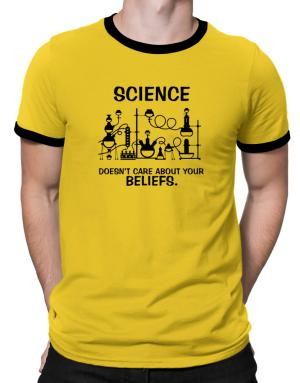 Polo Ringer de Science doesn't care about your beliefs