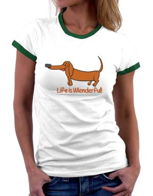 Polo Ringer de Dachshund life is Wienderful!