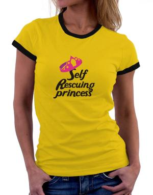 Polo Ringer de Self Rescuing Princess