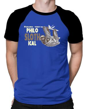 Camisetas Raglan de Philosophical Sloth