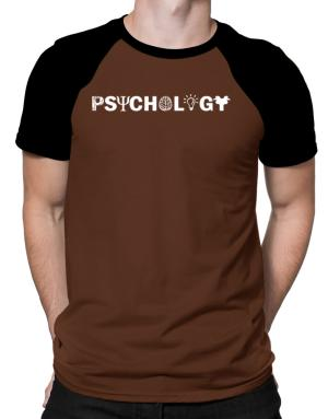 Polo Raglan de Psychology symbolism