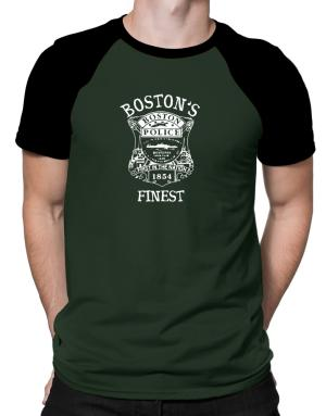 Polo Raglan de Boston