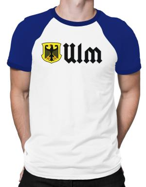 Ulm Germany Raglan T-Shirt