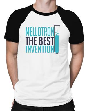 Mellotron The Best Invention Raglan T-Shirt