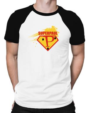 Superpaul Raglan T-Shirt