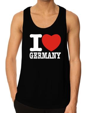 Polo Playero de I Love Germany