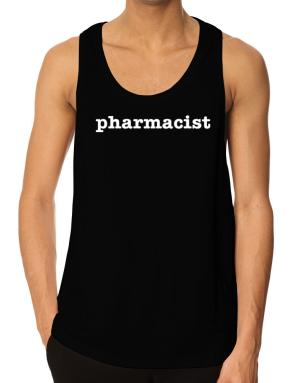 Pharmacist Tank Top