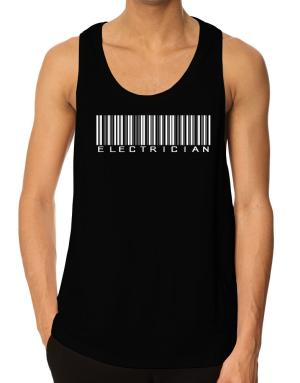 Electrician - Barcode Tank Top