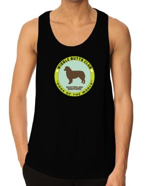 Australian Shepherd - Wiggle Butts Club Tank Top