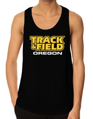 Track And Field - Oregon Tank Top
