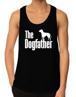 The dogfather American Pit Bull Terrier Tank Top