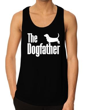 The dogfather Basset Hound Tank Top