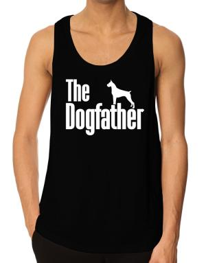 The dogfather Boxer Tank Top