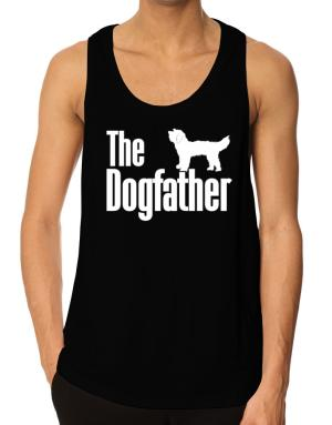 The dogfather Goldendoodle Tank Top