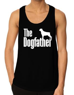 The dogfather Rottweiler Tank Top
