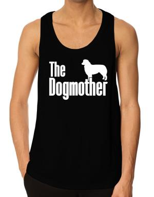 The dogmother Australian Shepherd Tank Top