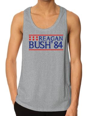 Reagan Bush 84 Tank Top