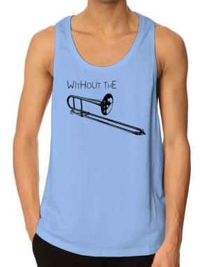Playeras Bividi de Wihtout the Trombone