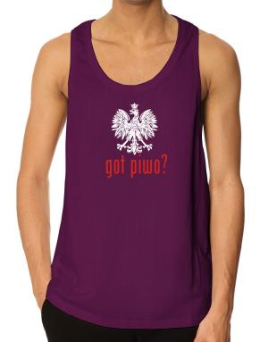 Got Piwo? Tank Top