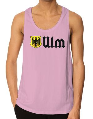 Ulm Germany Tank Top
