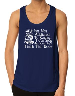 Bividis de Not Addicted to Reading Can Stop Finish this Book