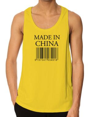 Made in China Tank Top