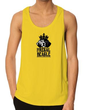 The regal Beagle Tank Top