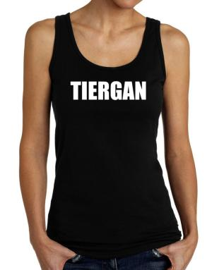 Tiergan Tank Top Women