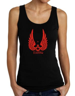 Yasuo - Wings Tank Top Women