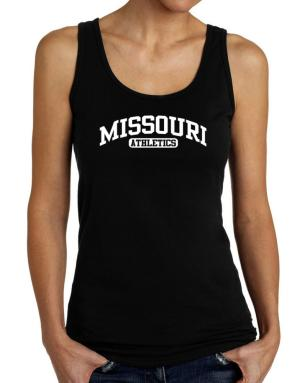 Missouri Athletics Tank Top Women