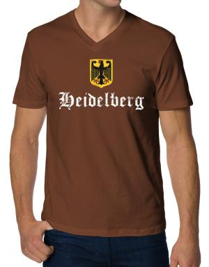 Heidelberg Germany V-Neck T-Shirt
