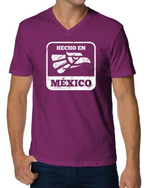 Hecho en Mexico V-Neck T-Shirt