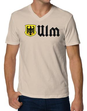 Playeras Cuello V de Ulm Germany
