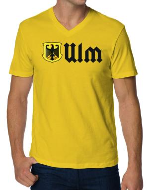 Ulm Germany V-Neck T-Shirt