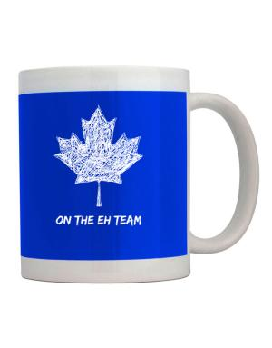Canada on The Eh Team Mug