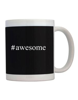 #awesome - Hashtag Mug