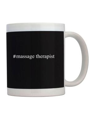 #Massage Therapist - Hashtag Mug
