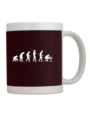 Evolution of gamer Mug