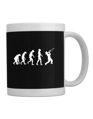 Taza de Trombone Evolution