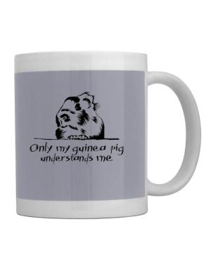 Only my guinea pig understands me Mug