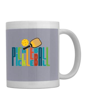 Pickleball fan Mug