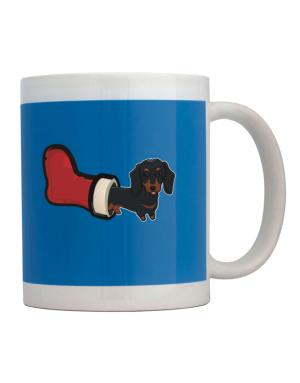 Dachshund Stocking Stuffer Mug