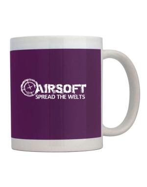 Airsoft spread the welts Mug