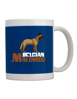 Belgian malinois cute dog Mug