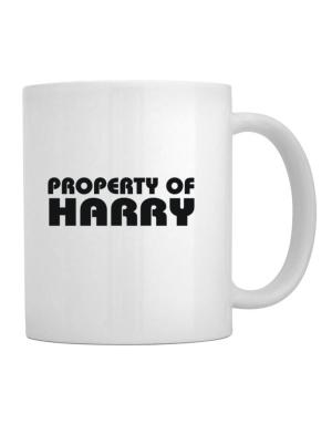 """ Property of Harry "" Mug"