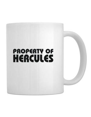 """ Property of Hercules "" Mug"