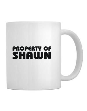 """ Property of Shawn "" Mug"