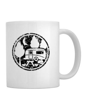 Travel trailer camping Mug